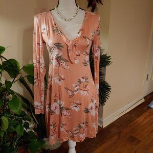 NWT Floral dress